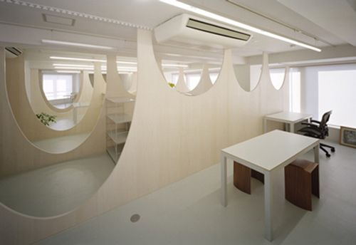 Creative  Modern Office Designs Around the World Office space