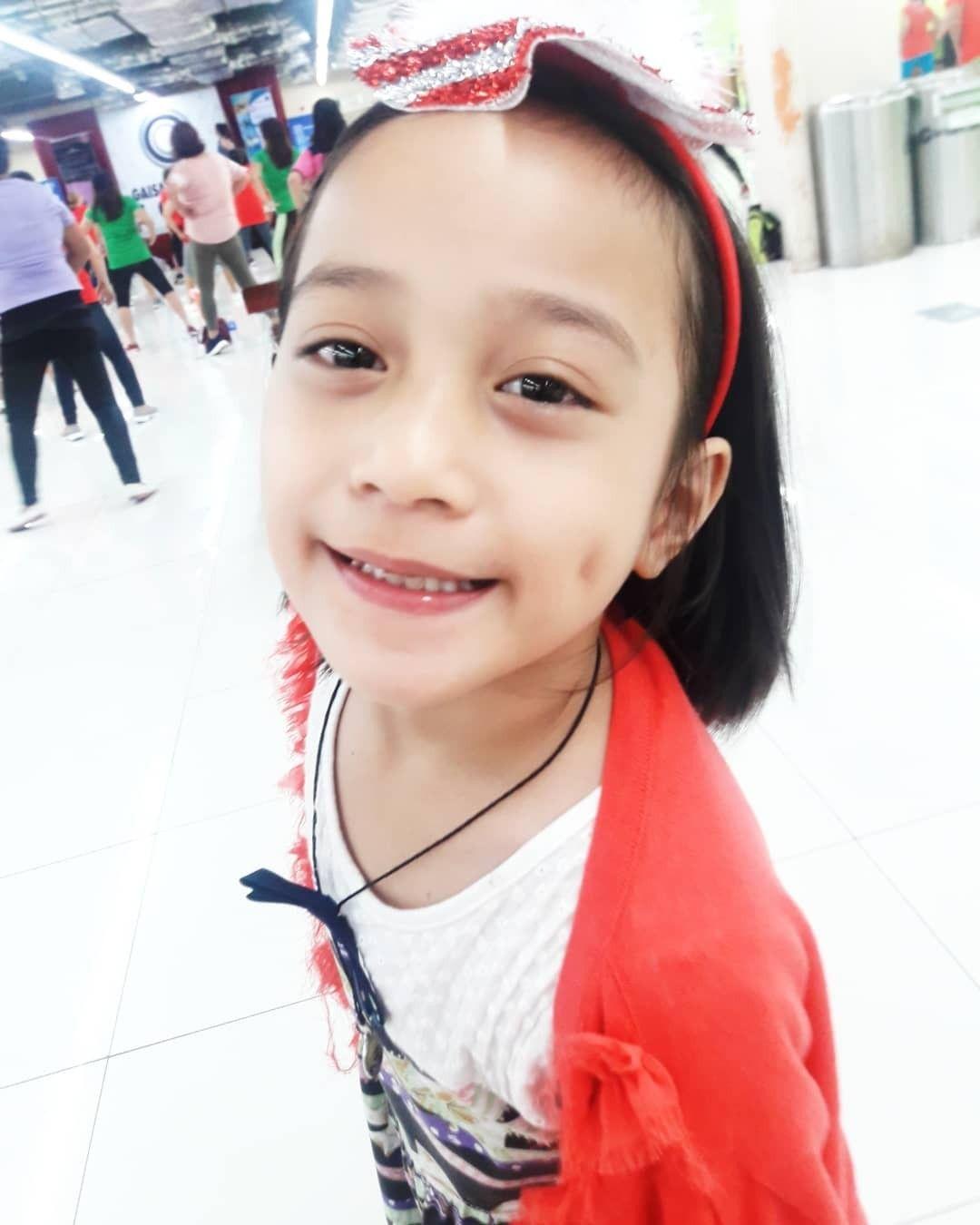 7dc480017bd Cutee pretty Charming Little Angel   Mary Alodia Limpiado   pretty ...