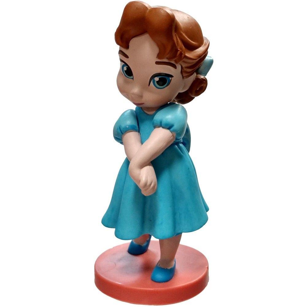 Disney Peter Pan Animators/' Collection Wendy 3-Inch PVC Figure Toddler Loose