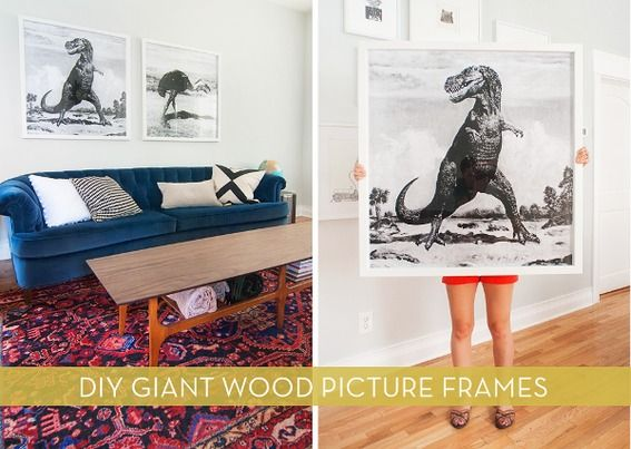 10 Inexpensive Diy Art Picture Frame Ideas In 2018 Craft Diy