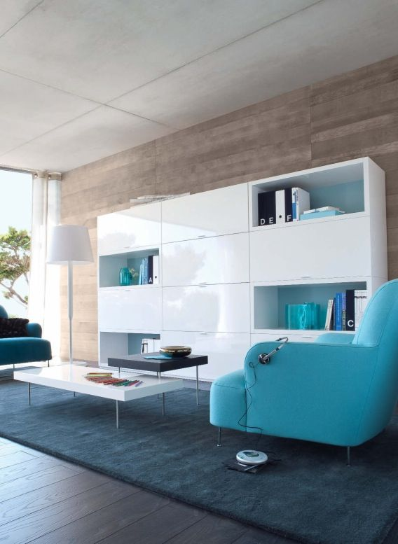 Luxury living rooms from ligne roset