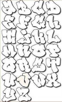 The Best Mural Graffiti Art Sketch Graffiti Alphabet Harfleri On