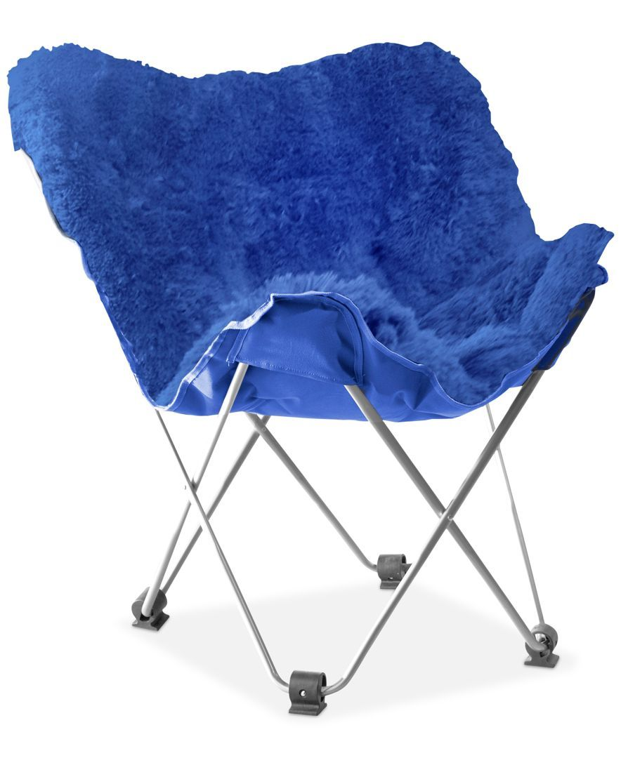 Fur Butterfly Chair Adrian Faux Fur Butterfly Chair Quick Ship Products