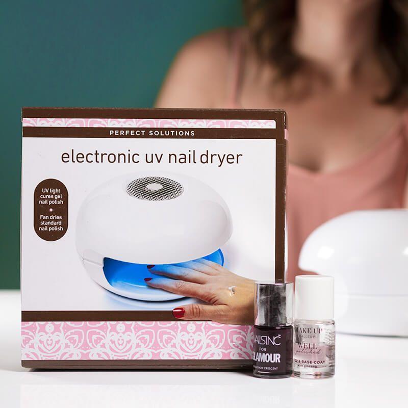 Magic Touch UV Nail Dryer   Prezzybox   Pinterest   Uv nails and Dryer