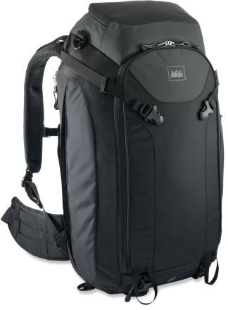 REI Vagabond Tour 40. Cheaper alternative to the Crumpler. Panel ...