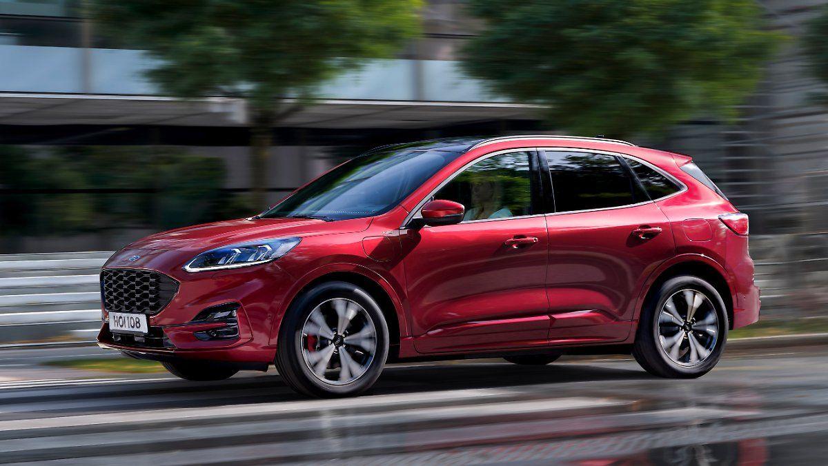 Ford Kuga Ein Bisschen Wie Porsche In 2020 Ford Porsche Kompakt Suv
