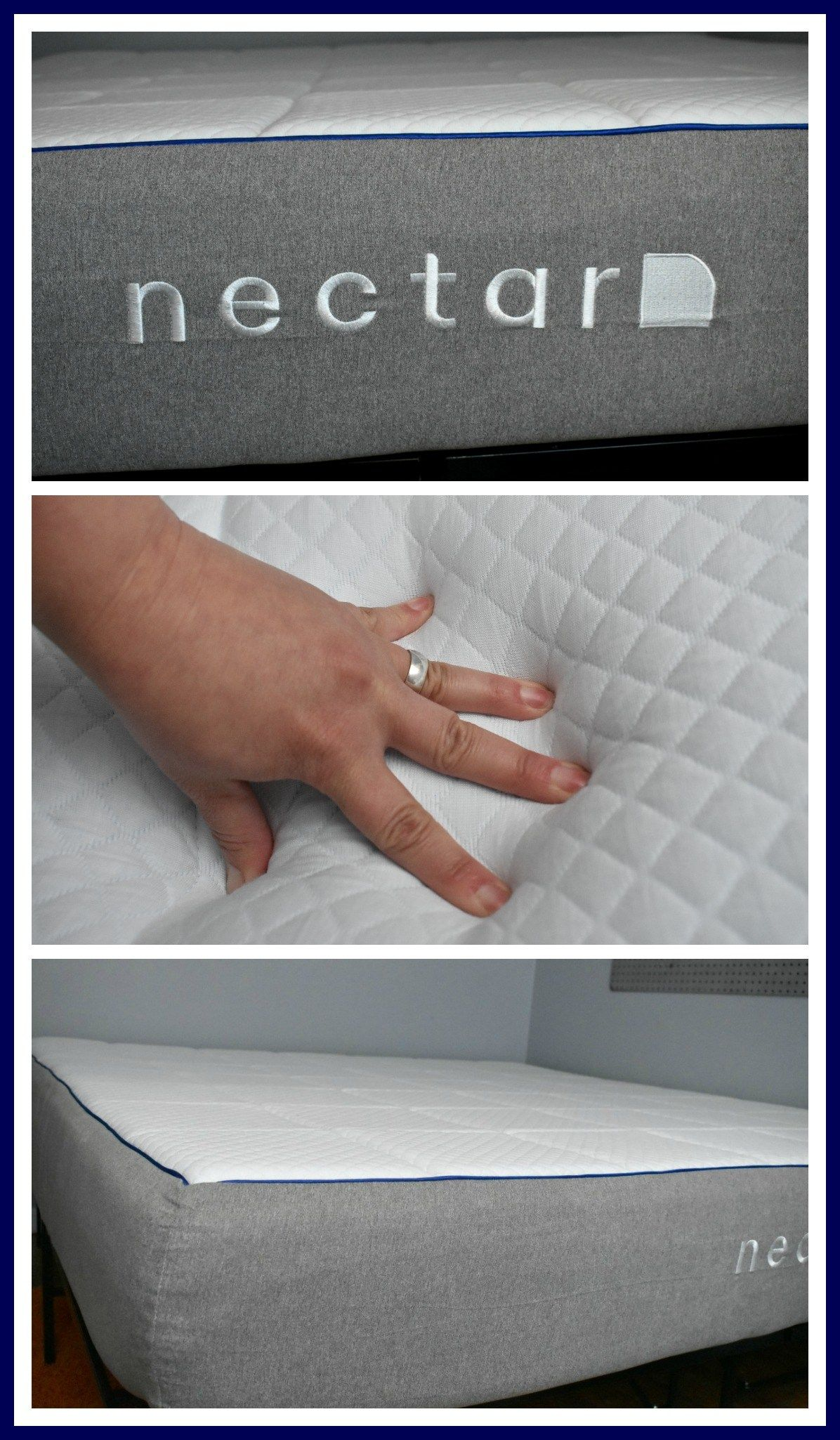 The Nectar Sleep Mattress comes in a bag delivered right