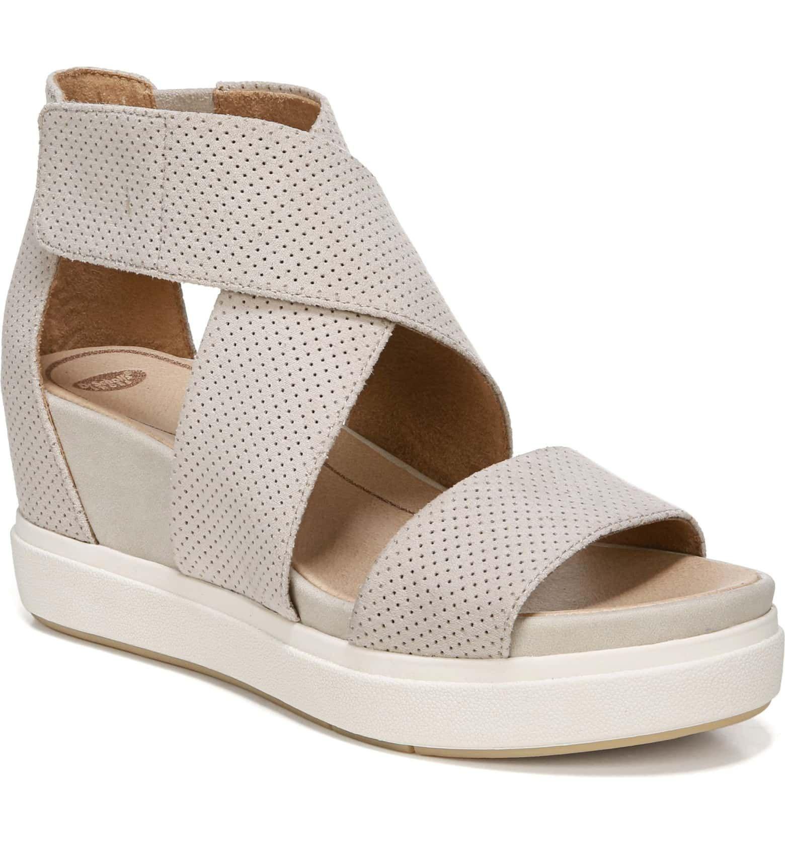 c9ac542c2e DR. SCHOLL'S Sheena Sport Sandal, Main, color, BEIGE FABRIC | Spring ...