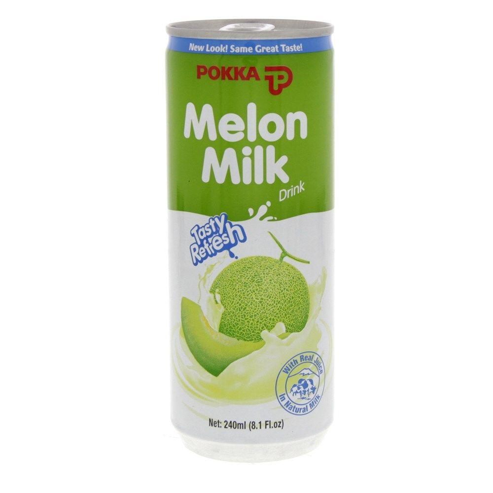 Buy Pokka Melon Milk Drink 240 Ml Online in UAE,Abu dhabi, Dubai