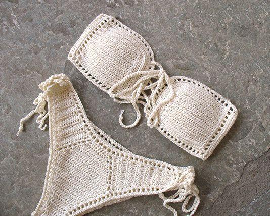 Strapless Crochet BikiniBikini Crochet BikiniBikini SetBandeau Crochet SetBandeau Strapless SetBandeau BikiniBikini Strapless kTiXOZlwPu