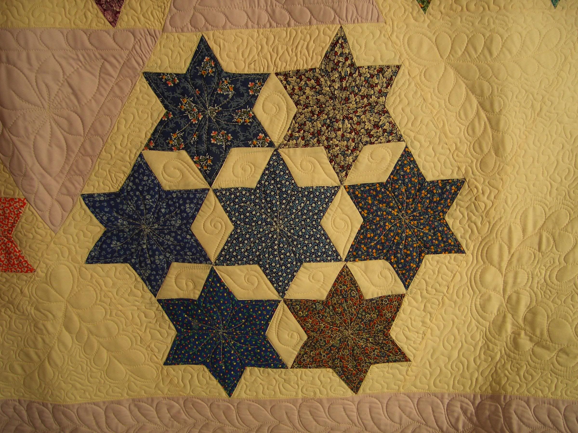 Seven Sisters Quilt My All Time Favorite Pattern But
