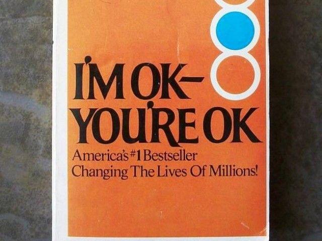 I Am Ok Youre Ok Book