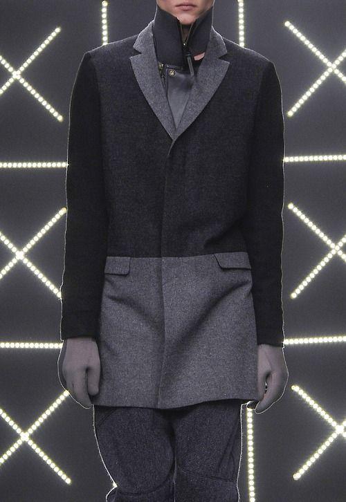 Robert Geller F/W 2014 Menswear