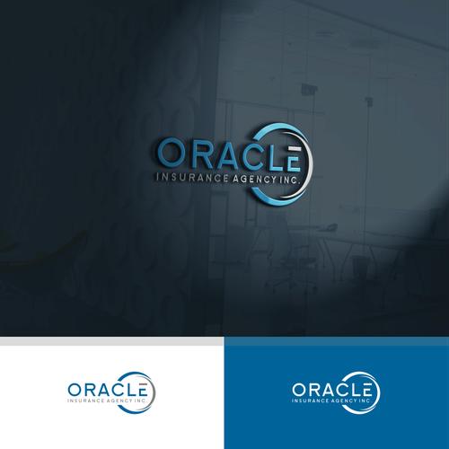 Oracle Insurance Agency Inc Awesome Insurance Agency Logo