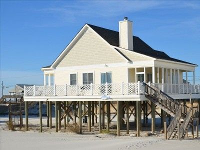 Vrbo Com 335340 Great Escape Gulf Front Pet Friendly 3br 3 5ba Wifi Dauphin Island Island Vacation Rental Sites