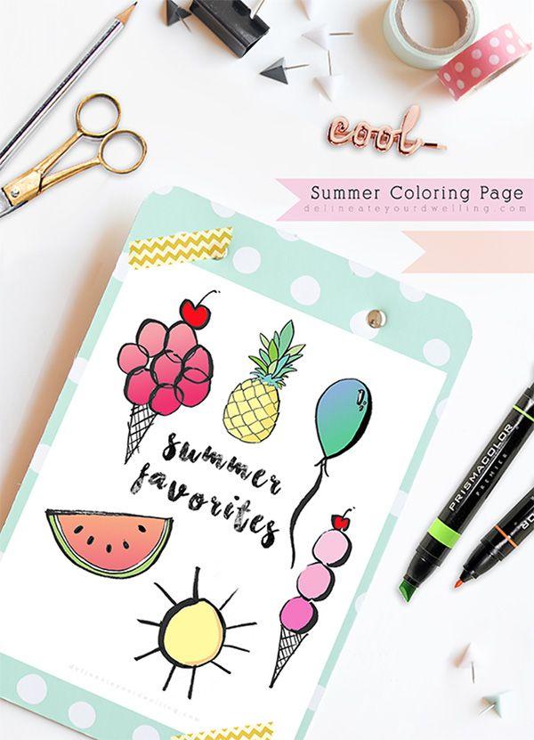 Vistoso Páginas Divertidas Imprimibles Molde - Páginas Para Colorear ...
