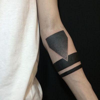 50 Tatuajes De Brazaletes Estilos Y Significado Tatuaje De