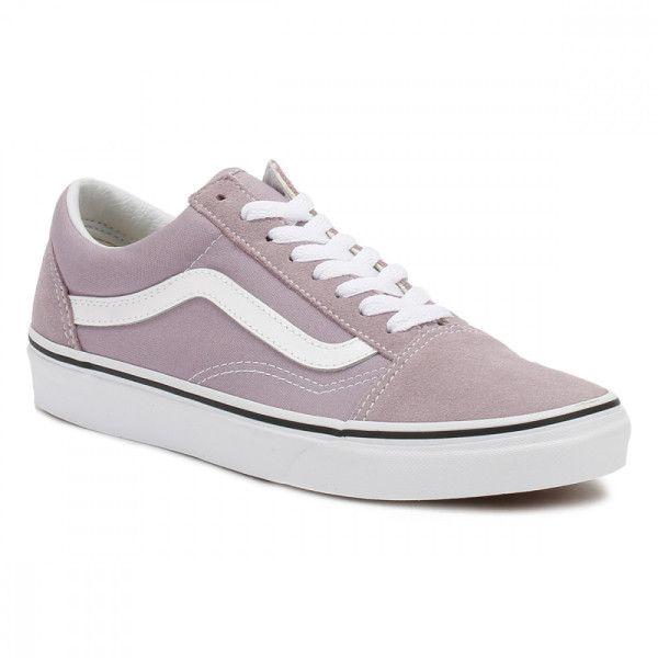 948b646209 Vans Womens Lavender (Seafog) Old Skool Suede Size 7