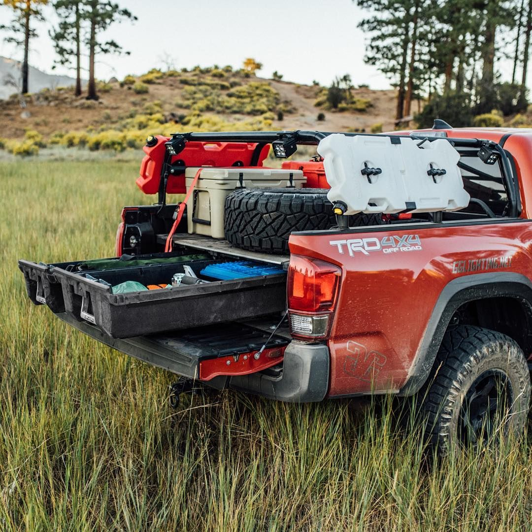 Stuff you can add to your truck to make it better for off