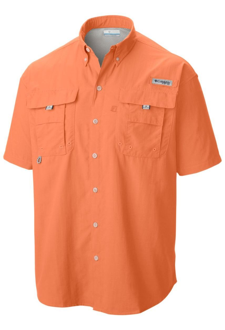 "New Mens Columbia PFG /""Bahama II/"" Omni-Shade Vented  Fishing Shirt Big /& Tall"