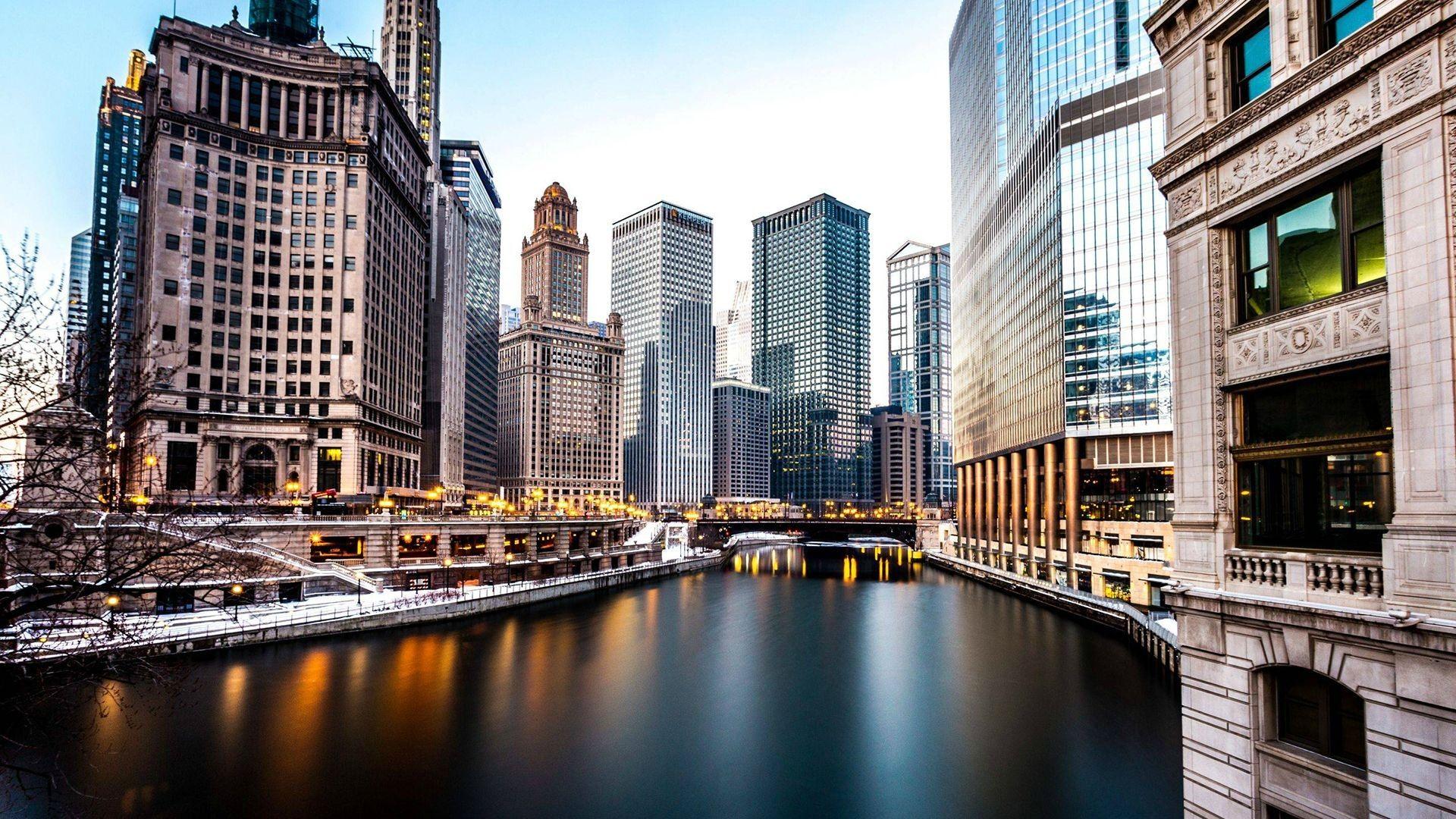 General 1920x1080 city Chicago (con imágenes) Fotos