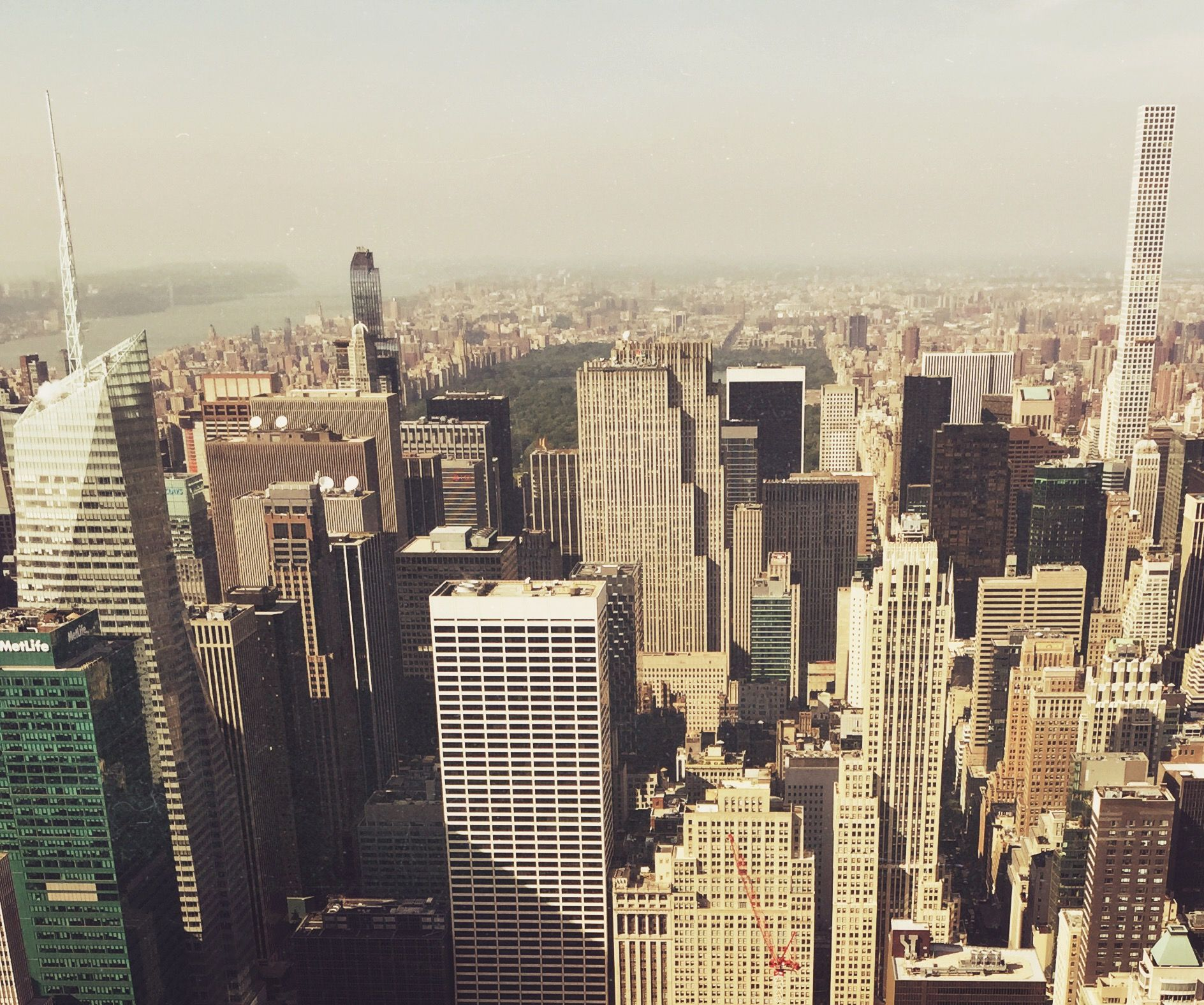 View Empire State Building, New York #empirestatebuilding #view #skyscrapers #NewYork