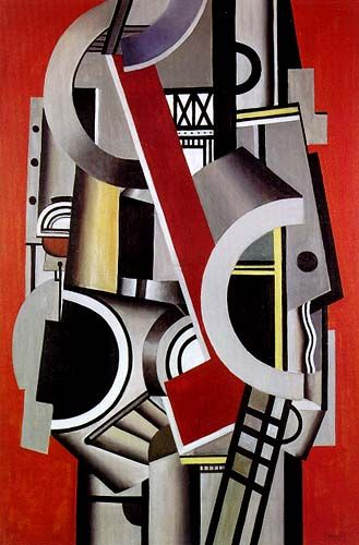 Fernand Léger (French, Argentan 1881–1955 Gif-sur-Yvette) / Mechanical Element 1924