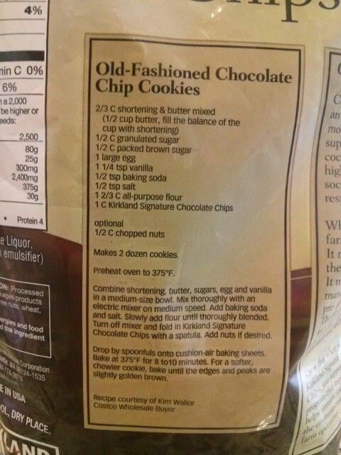 Costco Chocolate Chunk Cookie Recipe Dandk Organizer