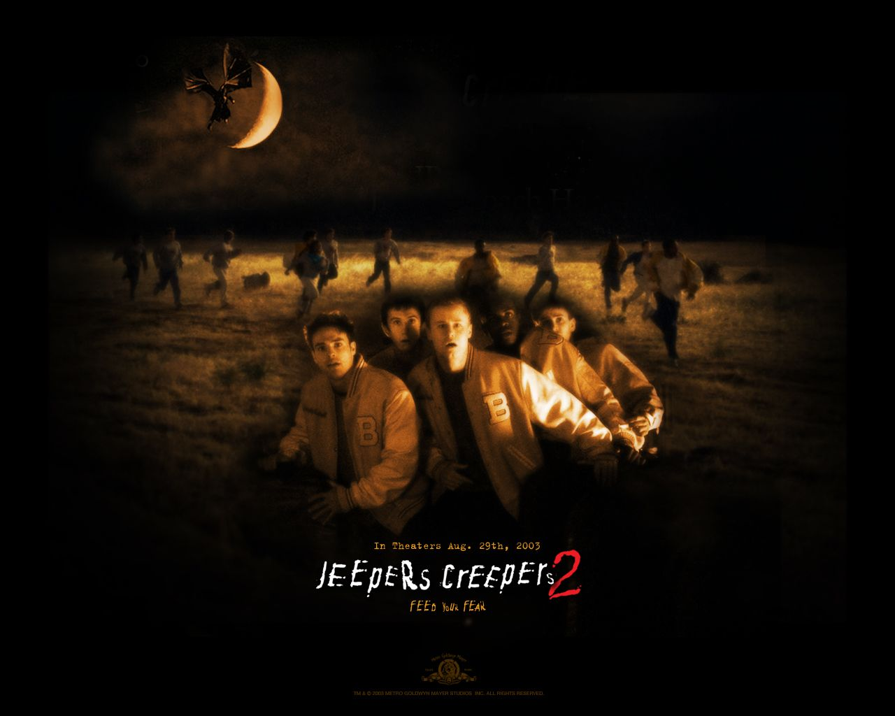 Watch Streaming Hd Jeepers Creepers Ii Starring Jonathan Breck Ray Wise Nicki Aycox Garikayi Mutambirwa Set A Few Days A Jeepers Creepers Jeepers Creepers