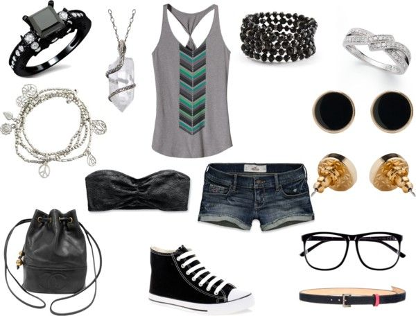 """""""Me #5 :)"""" by jaymee-smith on Polyvore"""