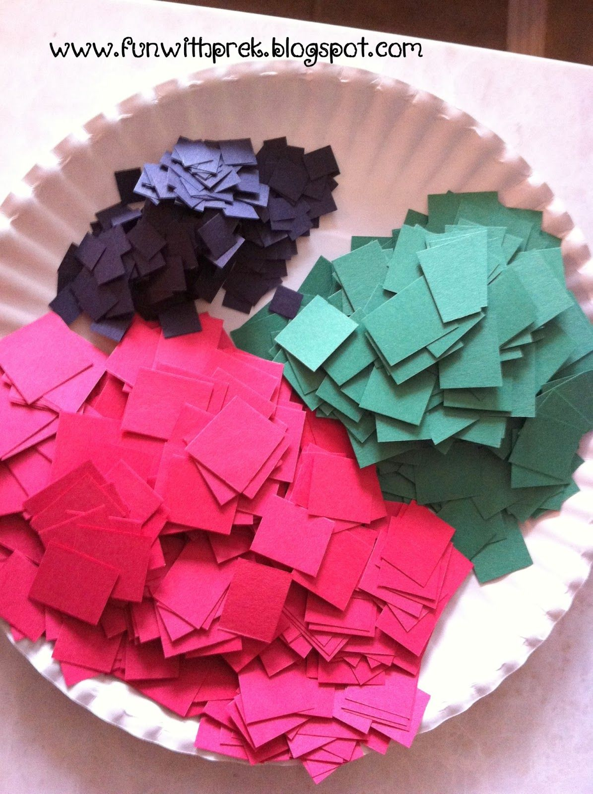 Lil\u0027 Miss SmartyPants Paper Plate Watermelon Craft & Lil\u0027 Miss SmartyPants: Paper Plate Watermelon Craft | Earlychildhood ...