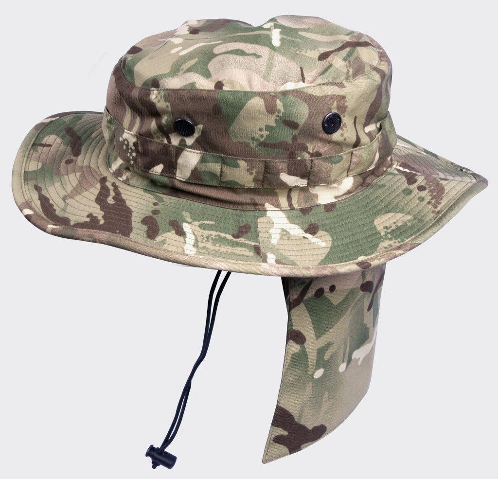 fd70a58393d Helikon British MTP PCS camo Boonie hat