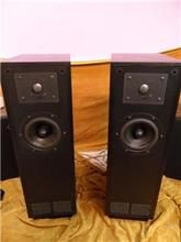 TDL Studio 0 5 Speakers, used, for sale, secondhand