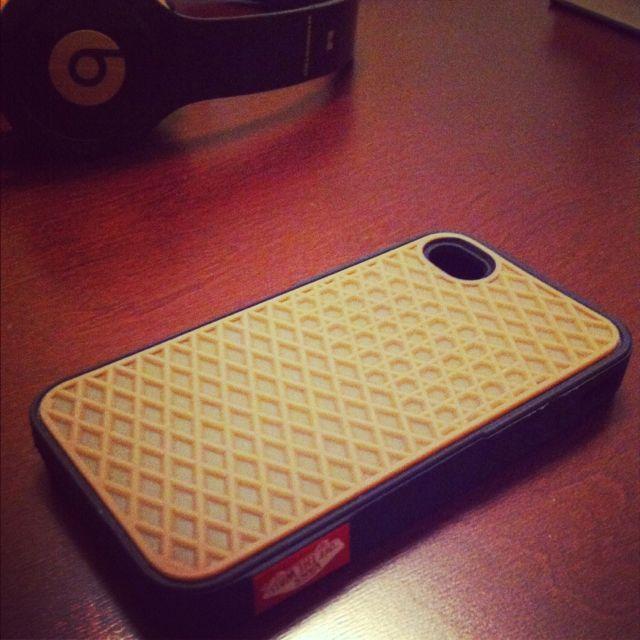Latest color way Vans IPhone case