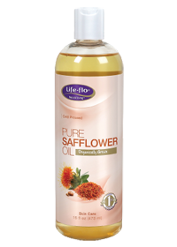 Pure Safflower Oil 16 Fluid Ounces Oil By Life Flo Health Care At The Vitamin Shoppe Safflower Oil Skin Oils For Skin Oil Cleansing Method