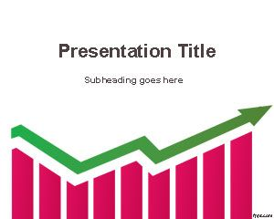 Free business growth powerpoint template is a free background free business growth powerpoint template is a free background template for business presentations that you can toneelgroepblik Image collections