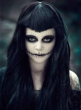 Boa noite meninas HALLOWEEN Vamos falar do mês de Outubro o mês do - halloween costumes scary ideas