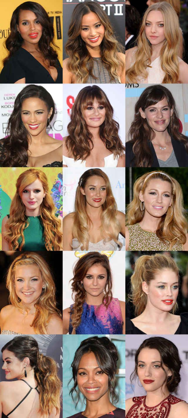 Types Of Hairstyles 15 Of The Best Hairstyles For Long Wavy Hair  Long Wavy Hair And