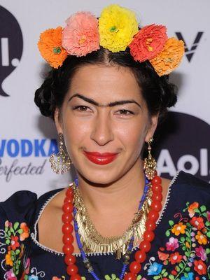 Frida Kahlo #Halloween costume  sc 1 st  Pinterest & Popular Creepy and Fun Hairstyles for Halloween | Pinterest