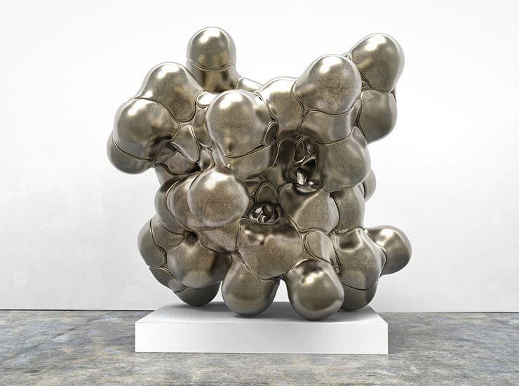 Daniel Widrig: Blob No. 2 (2014)