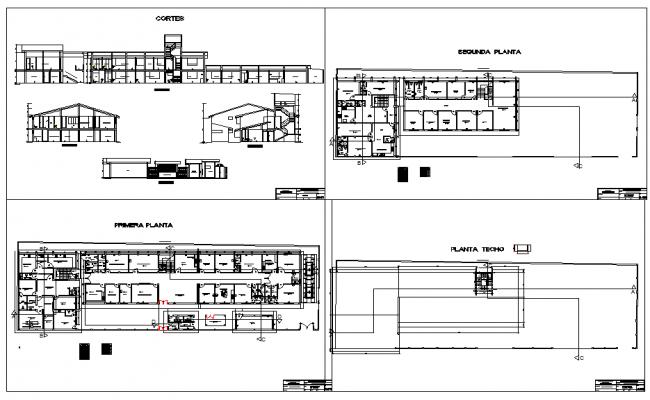 Primary health care centre architecture
