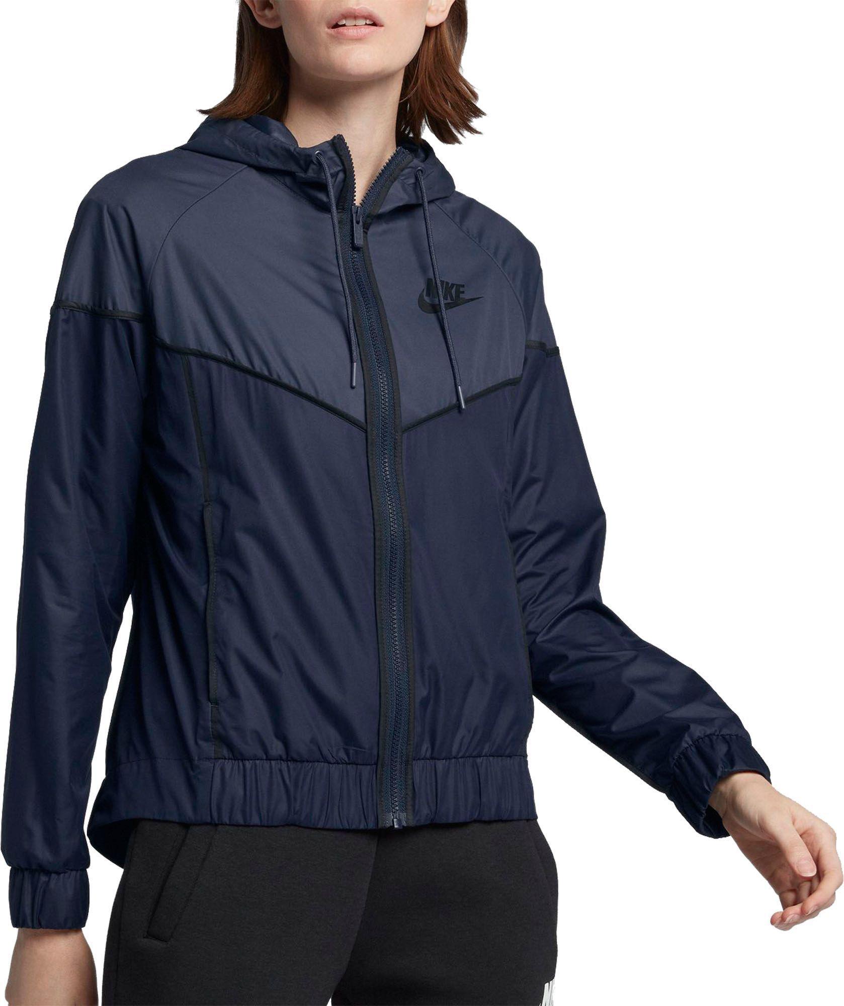 Nike Women s Sportswear Windrunner Jacket  2ee0e423b