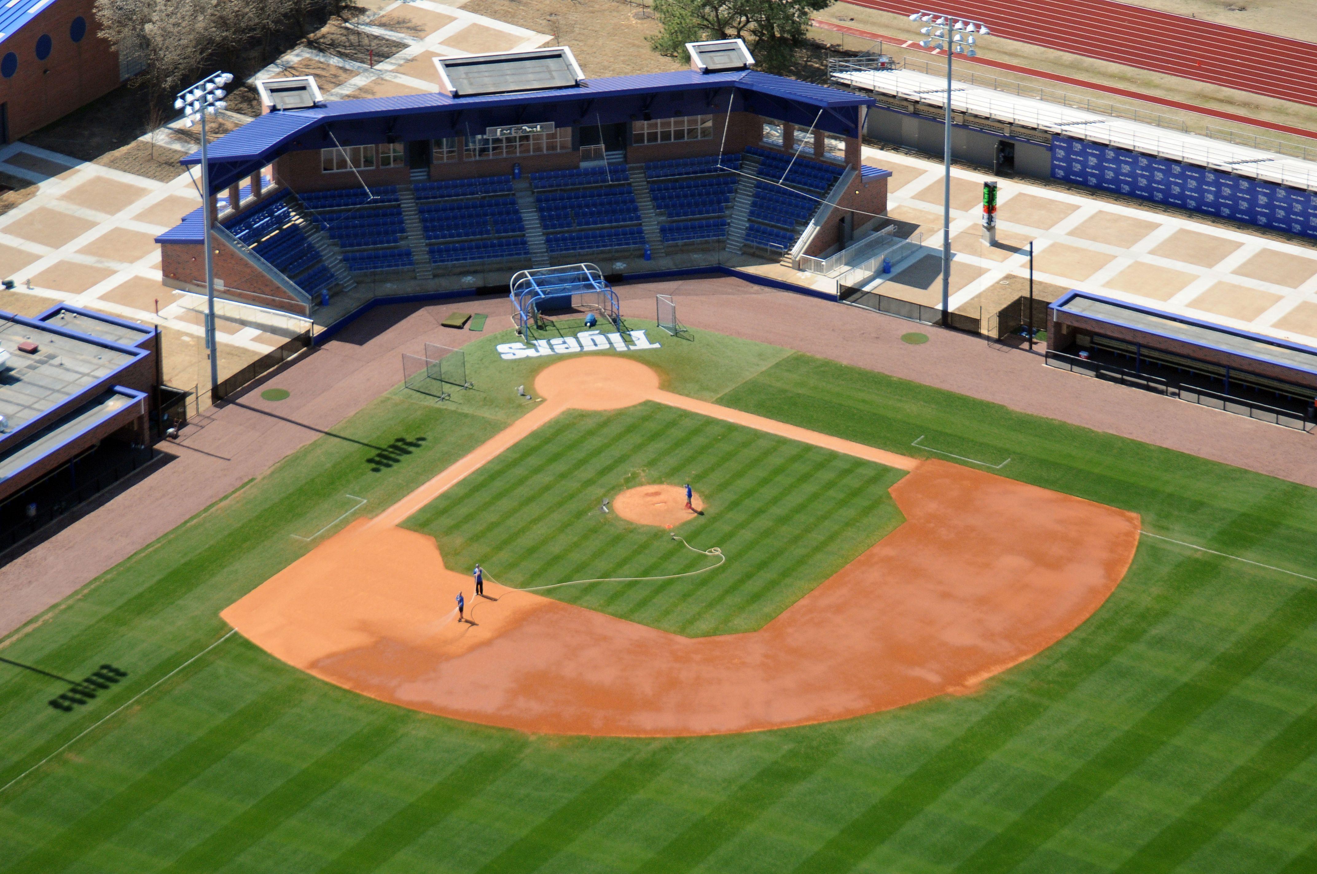 Fedexpark Memphis Tigers Memphis Baseball Field