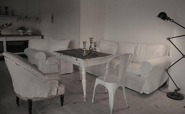 Pin by Dee Strutts on ikea sofa   White interior, Elegant ...