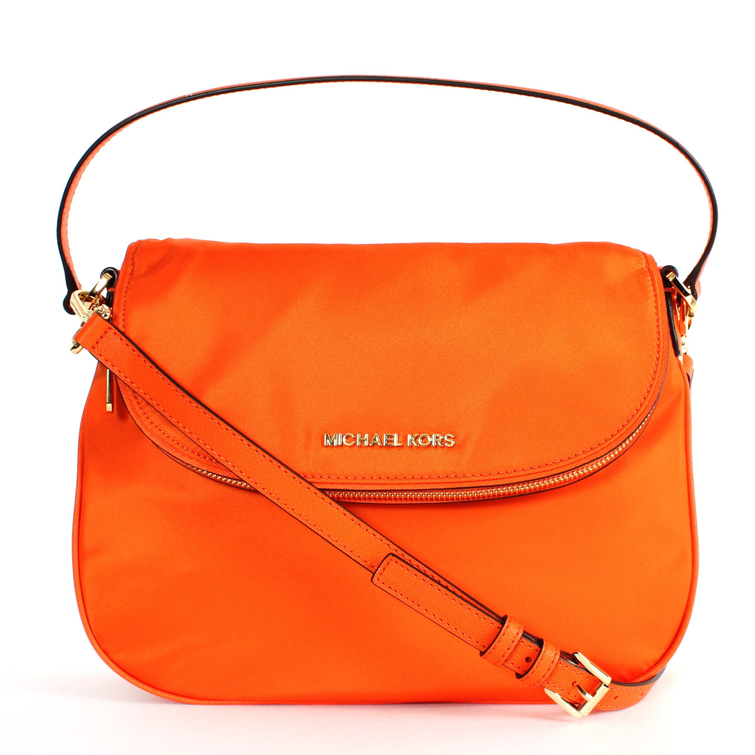 fb71e678f2147 My favorite purse! Michael Kors Bedford Medium Nylon Shoulder Bag ...