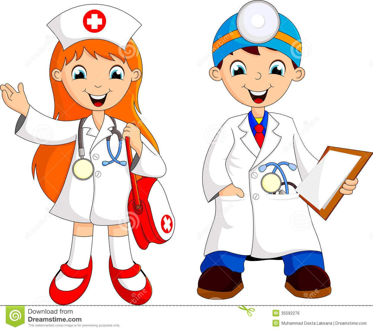 Image result for kid as a doctor graphic