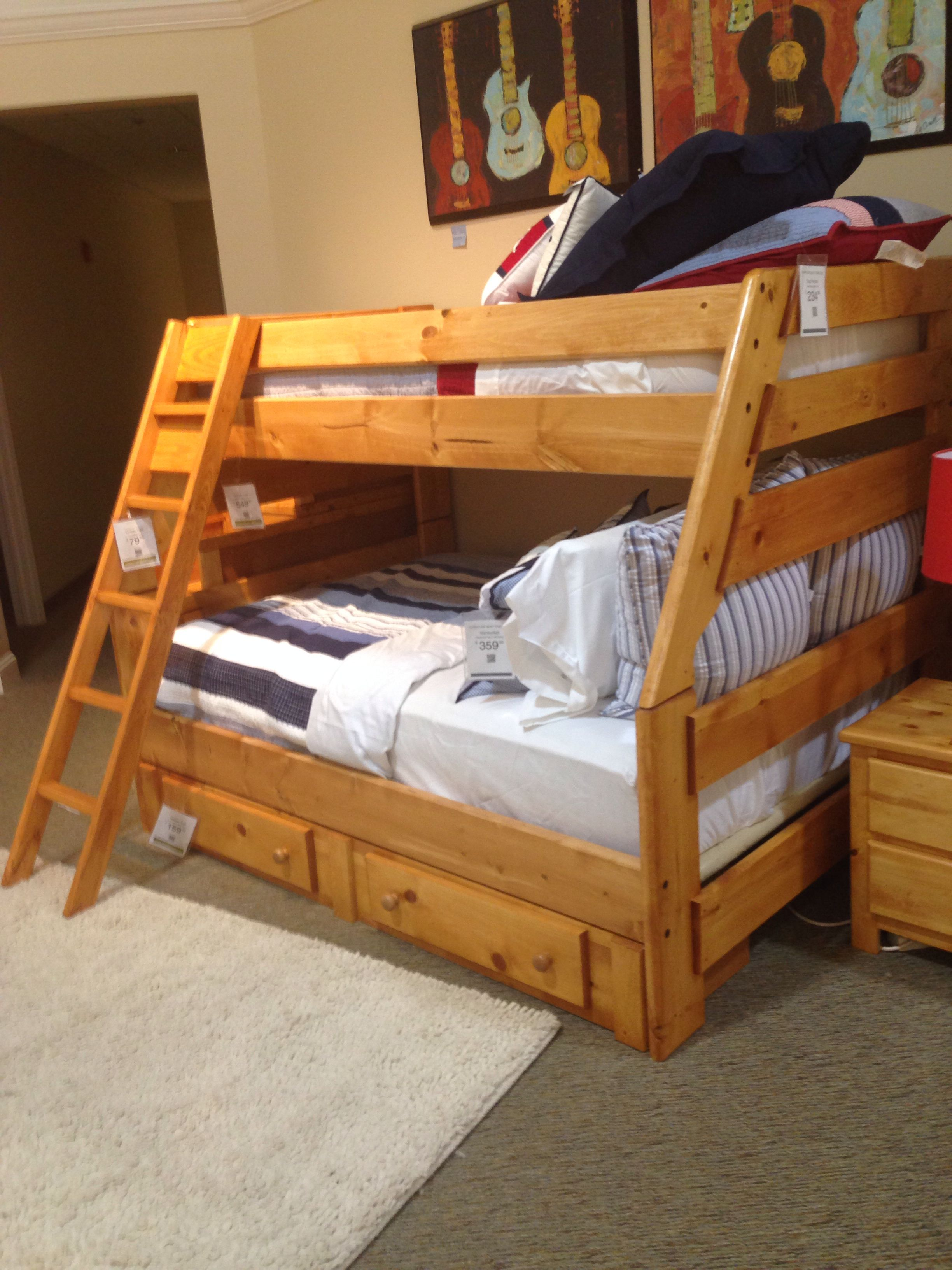 Timber Trail Bunk Havertys Home Home Decor New Homes