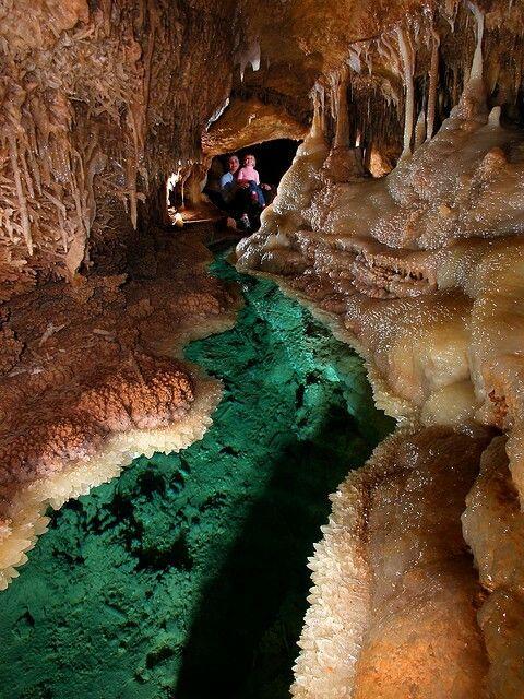 Uno De Los Sistemas De Cuevas M 225 S Bellas Del Mundo Las