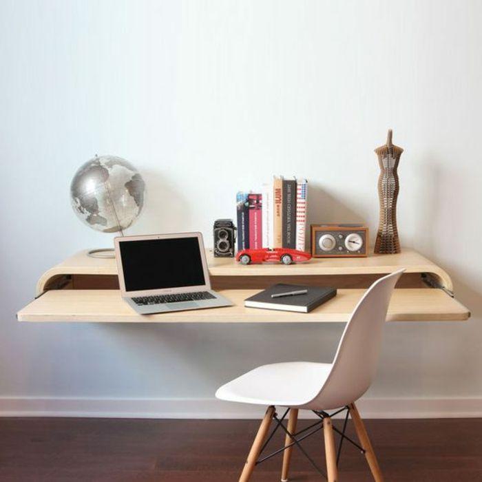 Le Meuble Informatique 80 Idees Magnifiques En Photos Archzine Fr Meuble Informatique Chaise Moderne Decoration Maison