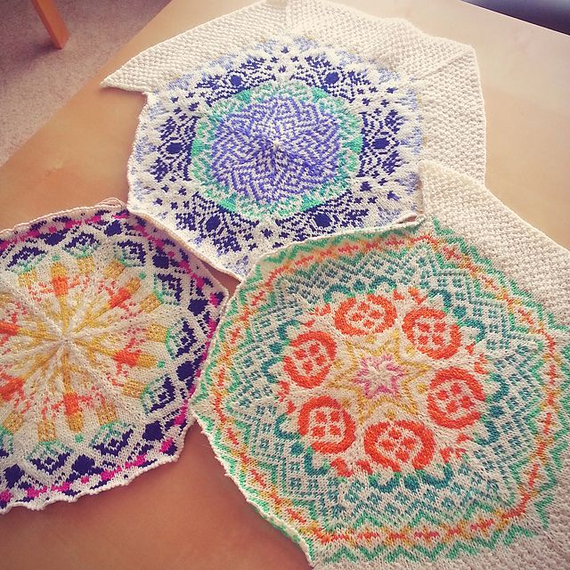 Ravelry: knitwithluv's Persian Dreams   knitting: persian dreams ...